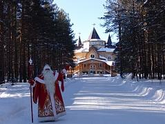 Тур в великий устюг из белгорода
